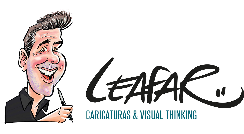 Caricaturas Leafar